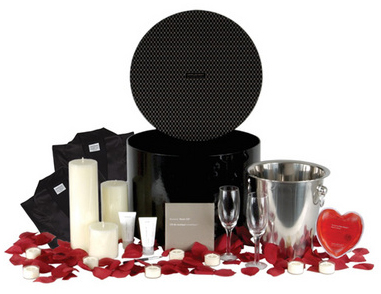 lovers massage gift